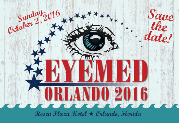 EyeMed Save the Date Promotion
