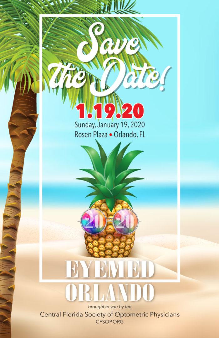 EyeMed 2020 will be held January 19, 2020